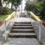 Ahşap Küpeşte Merdiven