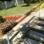 Eski Çam Merdiven Korkuluk Yenilenmesi