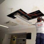 Alçıpan tavan tamiri yapılması
