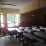 Sınıf Duvar Bel Altı Yağlı Boya Uygulaması
