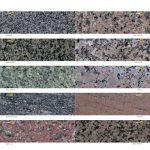 Granitaş Granit Çeşitleri