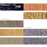 Granitaş Mermer, Travertenler, Granit Çeşitleri