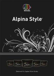 alpina style dekoratif