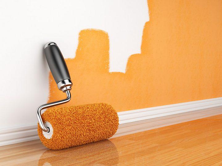 evinizi boyamaya karar verdiniz
