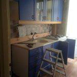 Mutfak Dolabının Değiştirilmesi