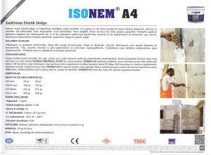 ISONEM® A4