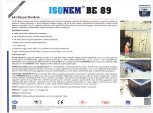 ISONEM® BE 89