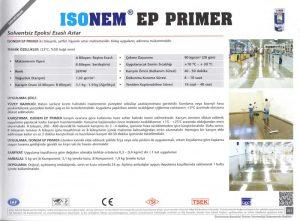 ISONEM® EP PRIMER