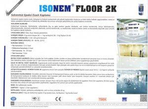 ISONEM® FLOOR 2K