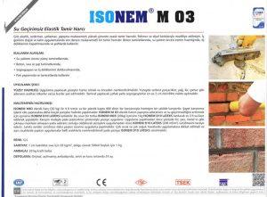 ISONEM® M 03