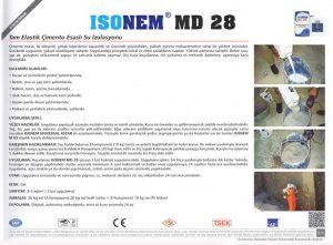 ISONEM® MD 28