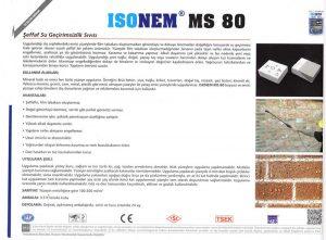 ISONEM® MS 80