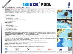 ISONEM® POOL