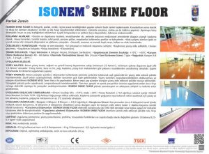ISONEM® SHINE FLOOR