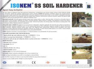 ISONEM® SS SOIL HARDENER