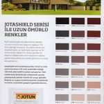 JOTASHIELD Serisi ile Uzun Ömürlü Renkler