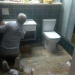 Banyo Dolap Klozet Montajı