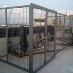Çelik Hasırlı Kafes Yapılması